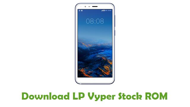 Download LP Vyper Stock ROM