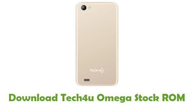 Download Tech4u Omega Stock ROM