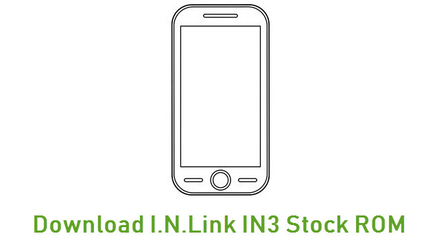 Download I.N.Link IN3 Stock ROM