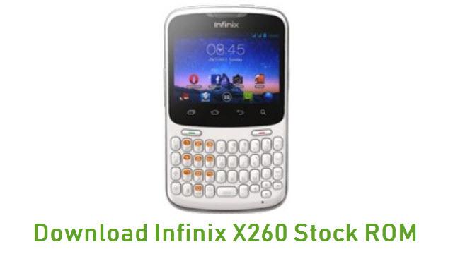 Download Infinix X260 Stock ROM