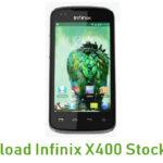 Infinix X400 Stock ROM