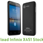 Infinix X451 Stock ROM
