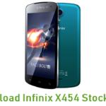 Infinix X454 Stock ROM