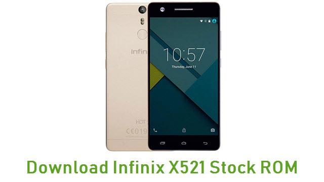 Download Infinix X521 Stock ROM