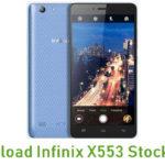 Infinix X553 Stock ROM