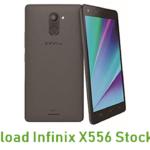 Infinix X556 Stock ROM