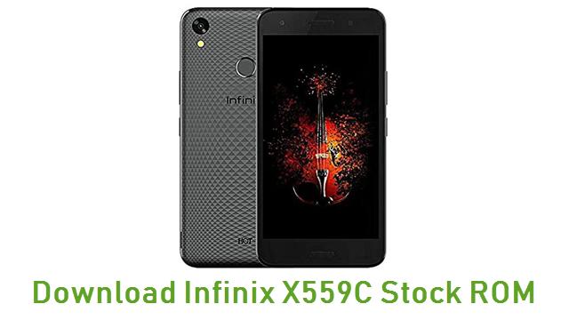 Download Infinix X559C Stock ROM
