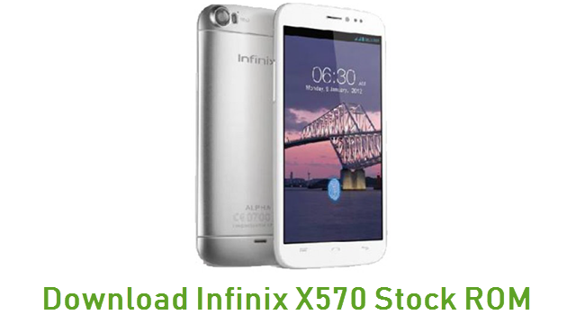 Download Infinix X570 Stock ROM