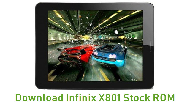Download Infinix X801 Stock ROM