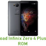 Infinix Zero 4 Plus Stock ROM