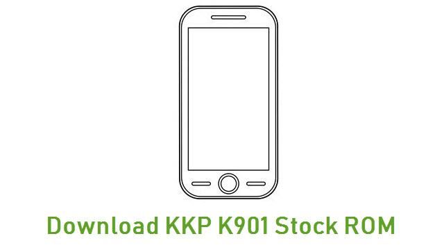 Download KKP K901 Stock ROM