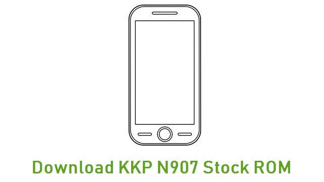 Download KKP N907 Stock ROM