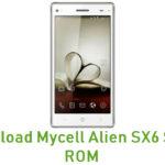 Mycell Alien SX6 Stock ROM
