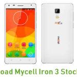 Mycell Iron 3 Stock ROM