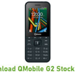 QMobile G2 Stock ROM