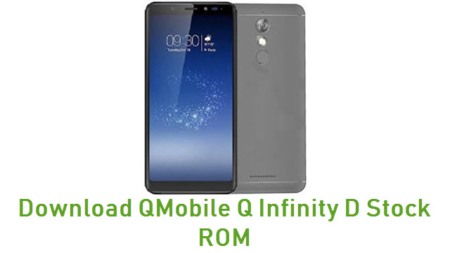 Download QMobile Q Infinity D Stock ROM