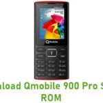 Qmobile 900 Pro Stock ROM