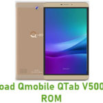 Qmobile QTab V500 Stock ROM