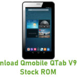 Qmobile QTab V9 LTE Stock ROM