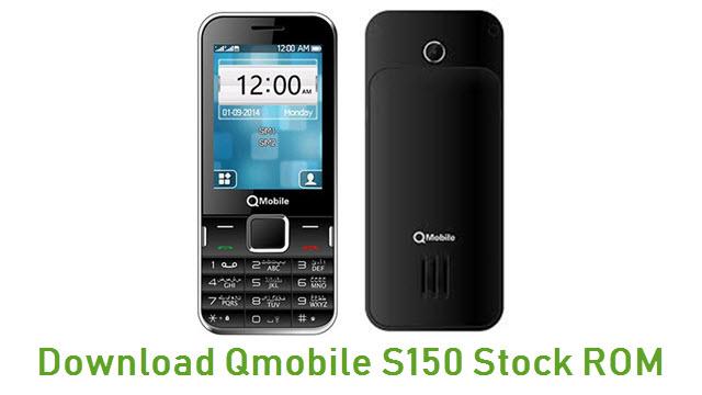 Download Qmobile S150 Stock ROM