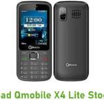Qmobile X4 Lite Stock ROM