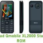Qmobile XL2000 Star Stock ROM