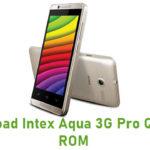 Download Intex Aqua 3G Pro Q Stock ROM