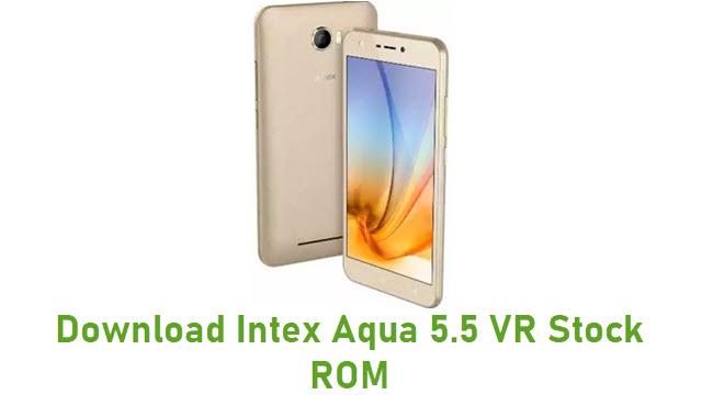 Download Intex Aqua 5.5 VR Stock ROM