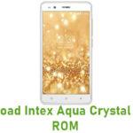 Intex Aqua Crystal Stock ROM