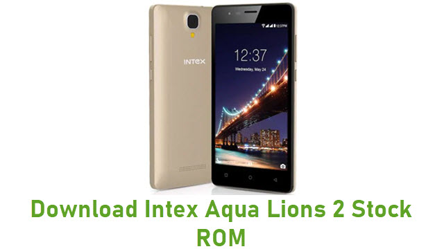 Download Intex Aqua Lions 2 Stock ROM