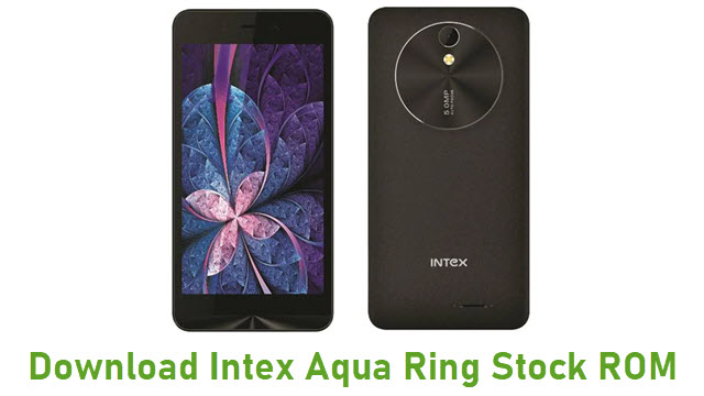 Download Intex Aqua Ring Stock ROM
