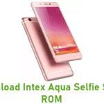 Intex Aqua Selfie Stock ROM