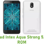Intex Aqua Strong 5.2 Stock ROM