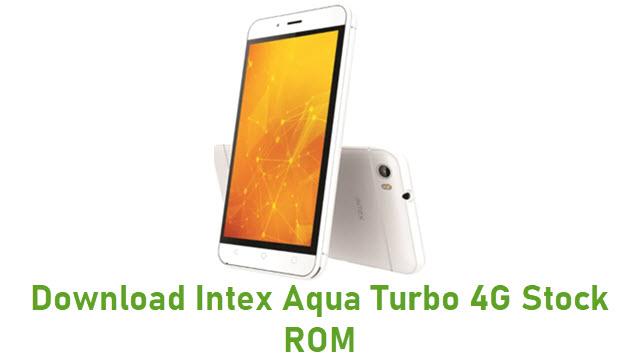 Download Intex Aqua Turbo 4G Stock ROM