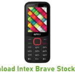 Intex Brave Stock ROM