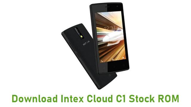 Download Intex Cloud C1 Stock ROM