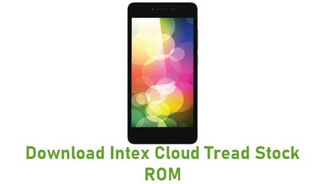 Download Intex Cloud Tread Stock ROM
