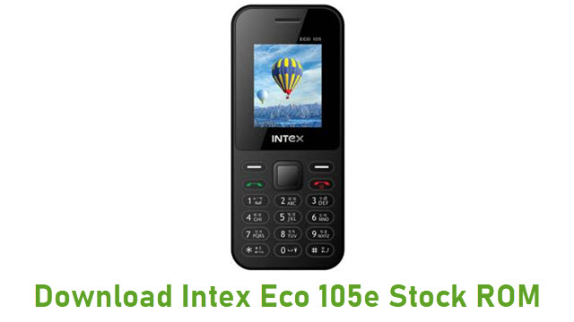 Download Intex Eco 105e Stock ROM