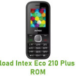 Intex Eco 210 Plus Stock ROM