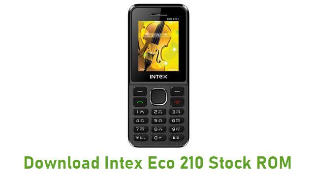 Download Intex Eco 210 Stock ROM