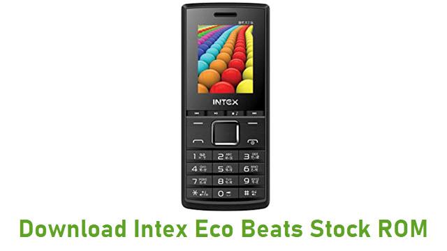 Download Intex Eco Beats Stock ROM