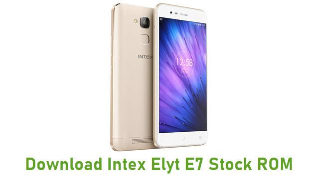 Download Intex Elyt E7 Stock ROM