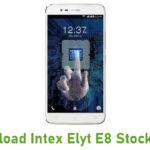 Intex Elyt E8 Stock ROM