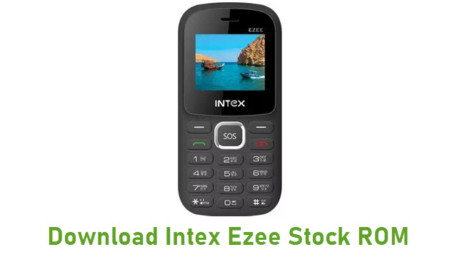 Download Intex Ezee Stock ROM