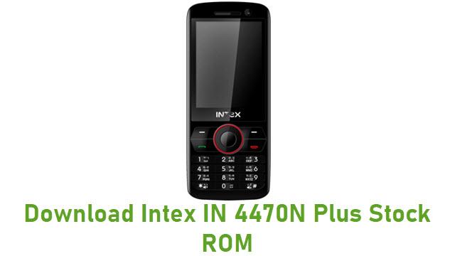 Download Intex IN 4470N Plus Stock ROM