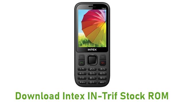 Download Intex IN-Trif Stock ROM