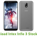 Intex Infie 3 Stock ROM