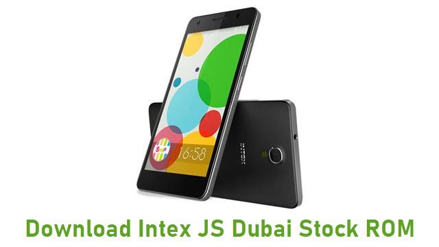 Download Intex JS Dubai Stock ROM