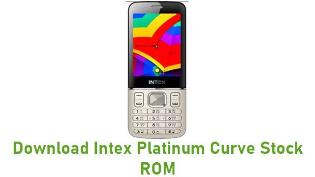 Download Intex Platinum Curve Stock ROM