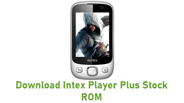 Download Intex Player Plus Stock ROM